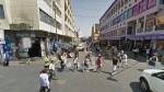 Restringirán tránsito vehicular en Mercado Central y Mesa Redonda - Noticias de jirón paruro
