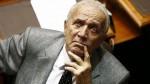 Lombardi: Vieira fue un accesitario que llegó tras el retiro de Aljovín - Noticias de accesitarios