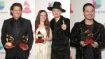 Grammy Latino 2016: esta es la lista completa de los ganadores - Noticias de juan carlos venegas