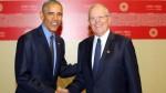 PPK mantuvo encuentro con Barack Obama en APEC 2016 - Noticias de prensa palacio