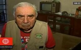 Anciano denuncia que sujetos se apoderaron de sus dos propiedades y su pensión