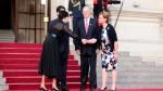 Nancy Lange se reunió con esposas de líderes de APEC - Noticias de nancy lee