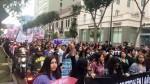 Convocan marcha en Lima contra la violencia hacia la mujer - Noticias de manuela ramos