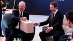 PPK se reunió con Mark Zuckerberg y le dio estos obsequios - Noticias de gina marco