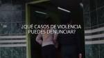 Facebook: PNP lanza video para enseñar a denunciar la violencia de género - Noticias de panel g