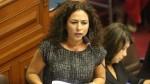 Chacón: Nadine Heredia debe estar en territorio peruano por investigación - Noticias de ana cecilia