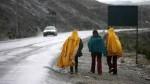 Senamhi: sierra peruana tendrá periodo de lluvias desde el viernes 25 - Noticias de lluvia