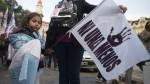 América Latina marcha contra los feminicidios y la violencia machista - Noticias de santiago rojas