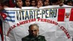 Fidel Castro: ¿cómo fue su relación con el Perú? - Noticias de alberto fujimori fujimori