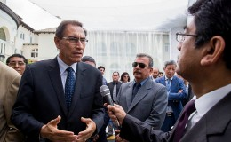 Vizcarra asegura que aún no deciden quién sucederá a Mariano González