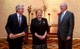 Bachelet: Ni a Perú ni a Chile les hace bien el proteccionismo