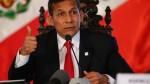 Procuraduría no ha pedido impedimento de salida del país para Ollanta Humala - Noticias de janet briones