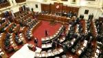 Congreso aprobó ley de Presupuesto 2017 - Noticias de ley de equilibrio financiero