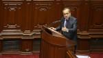 Congreso: solo fujimorismo y el APRA respaldarían interpelación a Saavedra - Noticias de carlos alberto