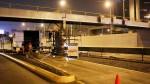 Vía Expresa: puente impactado por camión es reparado desde esta madrugada - Noticias de vía expresa