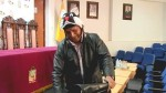 Tacna: regidor acudió a sesión de Concejo con gorra del gato Silvestre - Noticias de gregorio albarracin