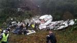 Chapecoense: hallan las cajas negras del avión accidentado en Colombia - Noticias de jorge bocanegra