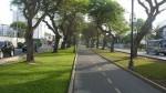 Jesús María: protestan contra construcción de bypass en Salaverry - Noticias de ciclista lima