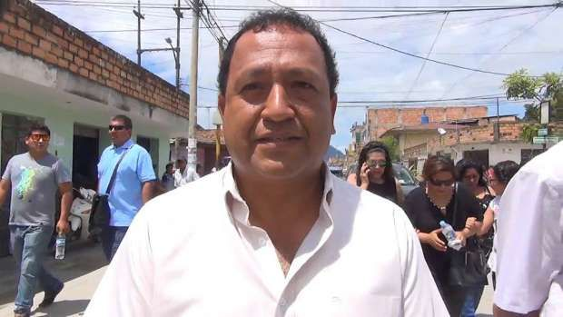 Mujer mandó a matar a fiscal superior de Moyobamba