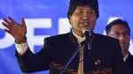 Evo Morales reconoce que director general de Lamia fue piloto presidencial - Noticias de escasez de agua