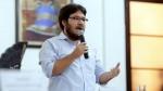 Regidor Hernán Núñez fue sancionado por criticar obras de MML - Noticias de julio velarde