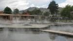 Cajamarca: ancianos sufrieron graves quemaduras en los Baños del Inca - Noticias de accidente