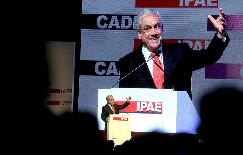 Piñera admite que debió dar instrucción que inversiones internacionales excluyeran países limítrofes