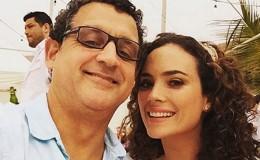 AFHS: Connie Chaparro y su mensaje a Sergio Galliani tras fin de la serie