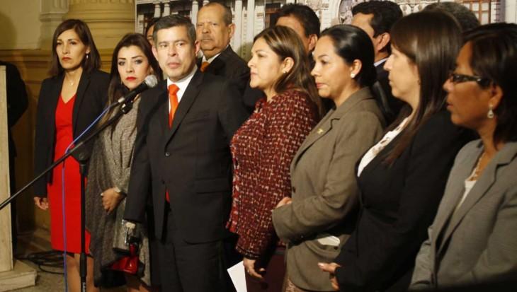 Fuerza Popular presentará moción de censura contra ministro de Educación