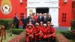 Día del Bombero Peruano: PPK compromete apoyo para...