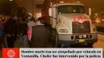 Callao: joven en presunto estado de ebriedad murió...