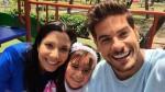 AFHS: Andrés Wiese revela en Facebook cómo inició su vida como 'Nicolás' - Noticias de francesca maldini