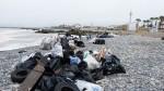 Callao: camiones que lleven desmonte no podrán circular por playas - Noticias de residuos hospitalarios