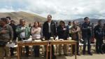 Vizcarra tras reunión en Cotabambas: Hay aceptació...