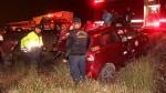Chimbote: dos personas murieron tras choque entre bus y taxi colectivo - Noticias de santos vilchez