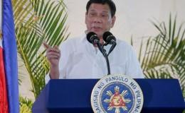 Duterte condena las ejecuciones extrajudiciales en la guerra contra la droga
