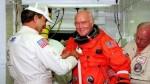 John Glenn: muere a los 95 años el primer estadounidense en orbitar la tierra - Noticias de jimmy kong