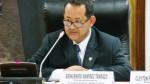 Congresista fujimorista plagió artículo durante interpelación a Saavedra - Noticias de jaime ramirez