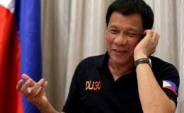 Presidente de Filipinas dice que mató a gente personalmente para dar ejemplo