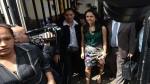 Nadine Heredia recusó a Héctor Becerril por adelantar opinión - Noticias de luis lama