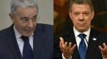 Uribe y Santos defendieron sus posiciones sobre Acuerdos de Paz ante el papa - Noticias de francisco palacios