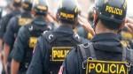 Policías serán sancionados con pase al retiro por estas infracciones - Noticias de sanciones disciplinarias