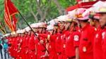 Más de 14 mil bomberos atenderán emergencias en Navidad y Año Nuevo - Noticias de fiesta nocturna
