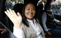 Keiko tras visitar a Alberto Fujimori: Pasamos una Navidad en unión familiar