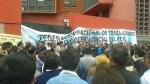 Poder Judicial: trabajadores criticaron bono otorgado por el MEF - Noticias de huelga poder judicial