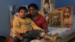 Artista cusqueño remata sus obras para costear tratamiento de su hijo enfermo - Noticias de hidrocefalia