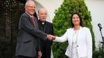 """Cardenal Cipriani: """"El pueblo está pidiendo orden"""" - Noticias de violencia verbal"""