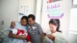 Ministra García visitó a bebés que nacieron en Navidad - Noticias de shipibos