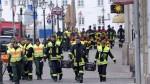 Alemania: miles evacuan en Navidad tras hallarse bomba de la Segunda Guerra Mundial - Noticias de augsburgo