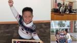 Twitter: pequeño posó sonriente tras conocer que sería adoptado - Noticias de michael brown